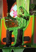 Orlando aux 21èmes Nickelodeon's Kids' Choice Awards